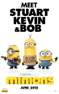View details for Minions 3D