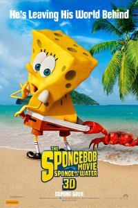 The SpongeBob Movie: Sponge Out of Water 2D