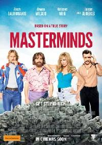 View details for Masterminds