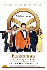 View details for Kingsman: The Golden Circle