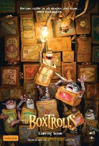 View details for The Boxtrolls 2D