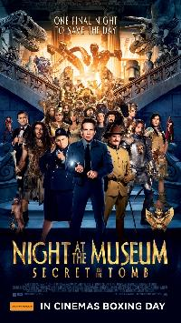 View details for Night at the Museum: Secret of the Tomb