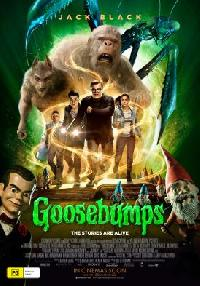View details for Goosebumps