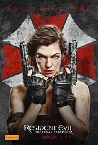 View details for Resident Evil: The Final Chapter