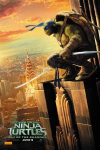 TMNT: Out of the Shadows 3D