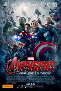 Avengers: Age of Ultron 2D