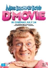View details for Mrs. Brown's Boys D'Movie