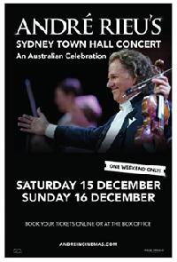 View details for Andre Rieu's Sydney Town Hall Concert