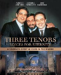 View details for Three Tenors: Voices For Eternity